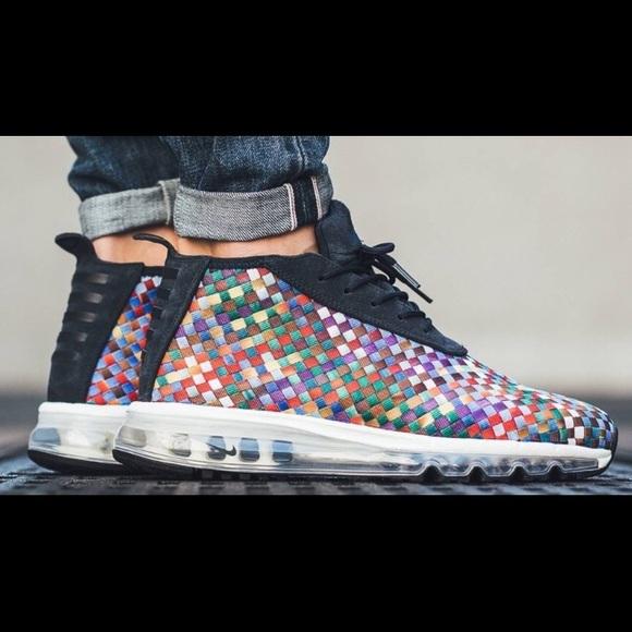 8ffe6c238011a Nike Shoes | Air Max Woven Boot Multicolor | Poshmark